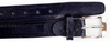 Lizard Belt - Navy