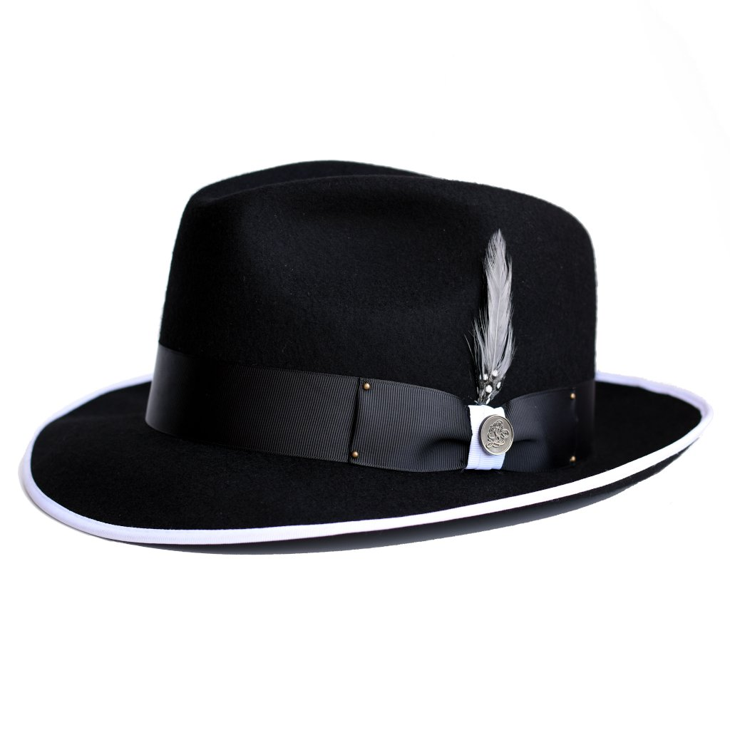 Steven Land Brooklyn Wool Fedora