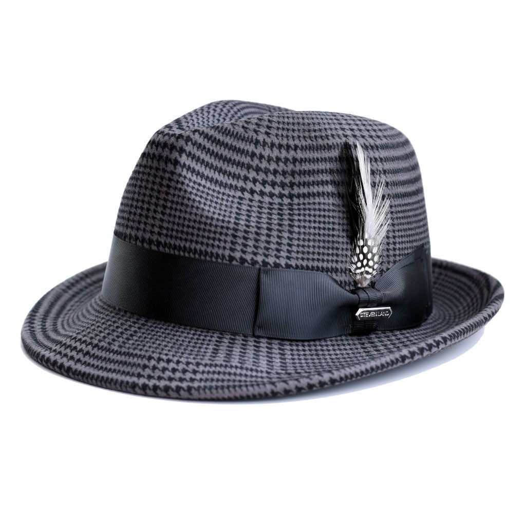 Steven Land New Yorker Wool Fedora