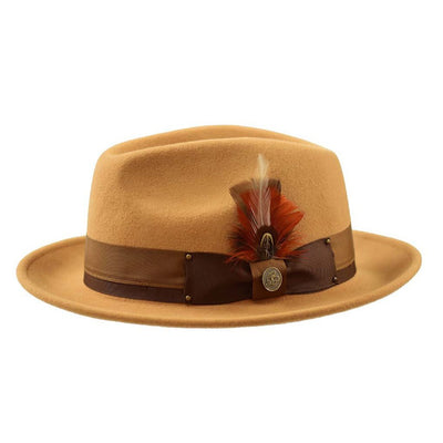 Steven Land Preston Wool Fedora