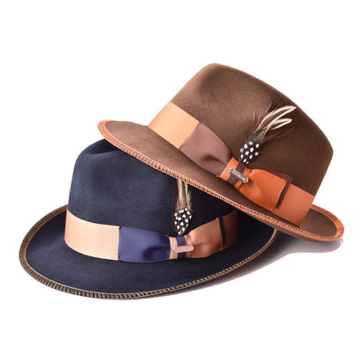 Steven Land Saverio Wool Fedora