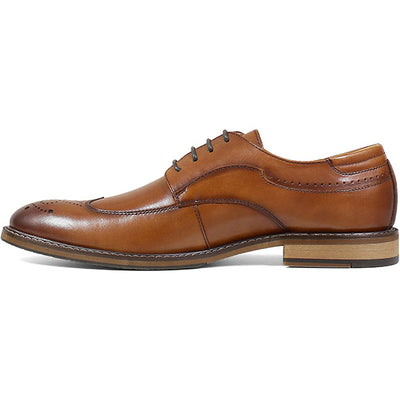 Fletcher Wingtip Oxford Shoes - Dapperfam.com