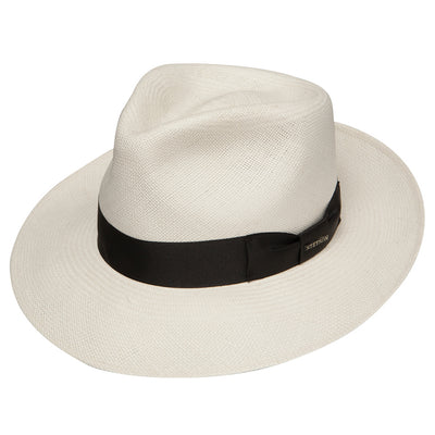 Adventurer Shantung Straw Hat Hat - Dapperfam.com