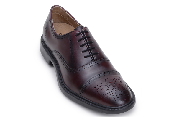 Vincenzo - Antique Burgundy