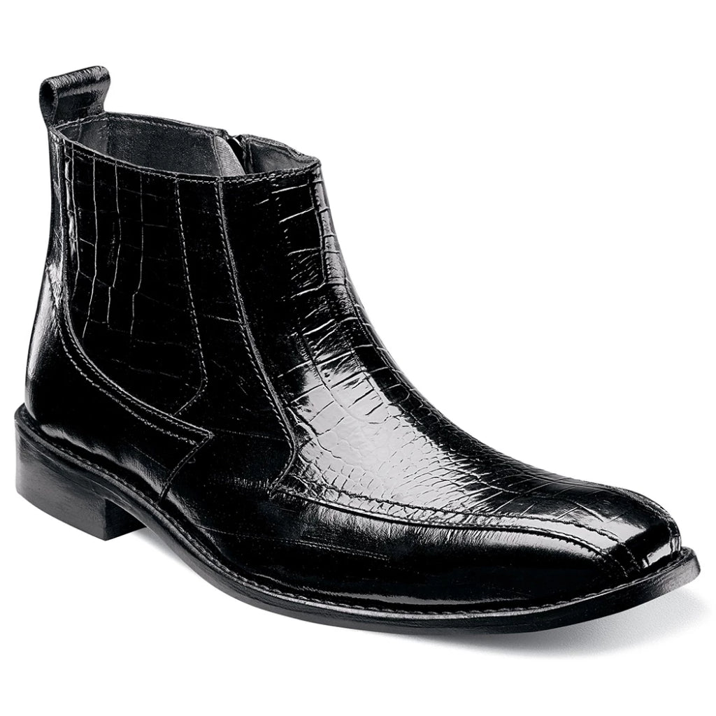 Stacy Adams Giorno Chelsea Boot - Black