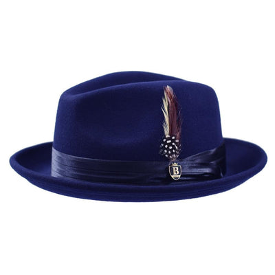 Bruno Capelo Giovani Crushable Wool Fedora