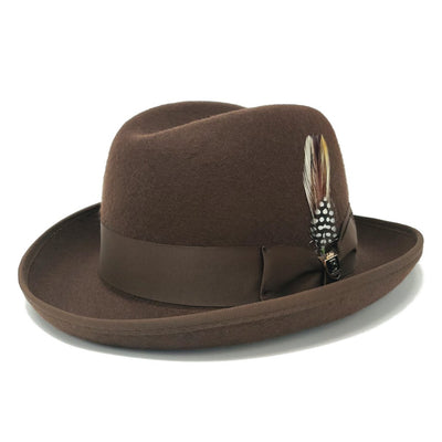 The Godfather Wool Homburg