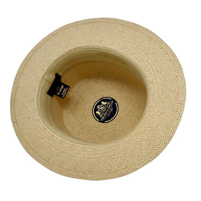 Straw Boater Hat - Dapperfam.com