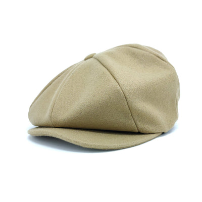 Dobbs Big Apple Wool 8/4 Cap Hat - Dapperfam.com
