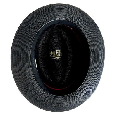Dobbs Horatio Two Tone Centerdent Hat Hat - Dapperfam.com