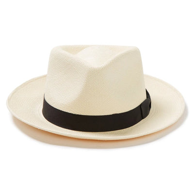 Reward Teardrop Crown Fedora Hat - Dapperfam.com