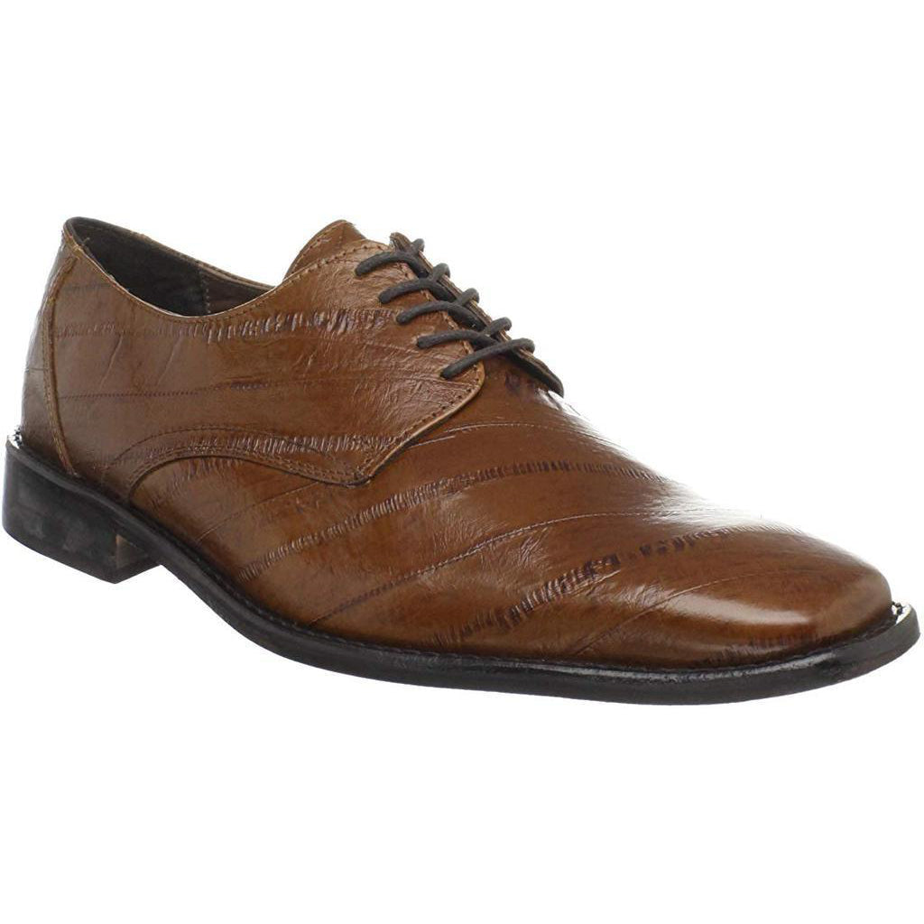 Stacy Adams Mateo - Tobacco Shoes - Dapperfam.com