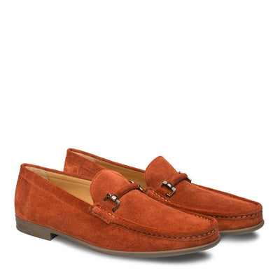 Landa Suede Moccasin Shoes - Dapperfam.com