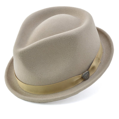 Shorty Stingy Brim Fedora