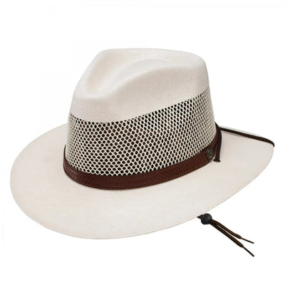 Afton Vented Canvas Hat Hat - Dapperfam.com