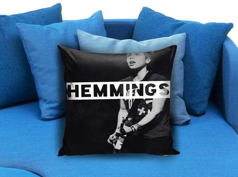 5 Second Of Summer Luke Hemming Pillow Case
