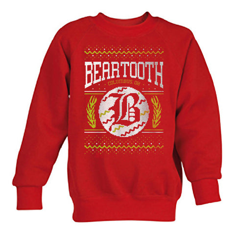 Bear Tooth Christmas sweatshirt