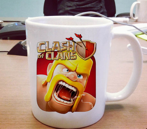 Clash of Clans Ceramic Mug