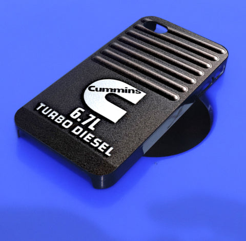 Cummins Turbo Diesel Dodge Truck Ram iPhone, iPod, and samsung galaxy case
