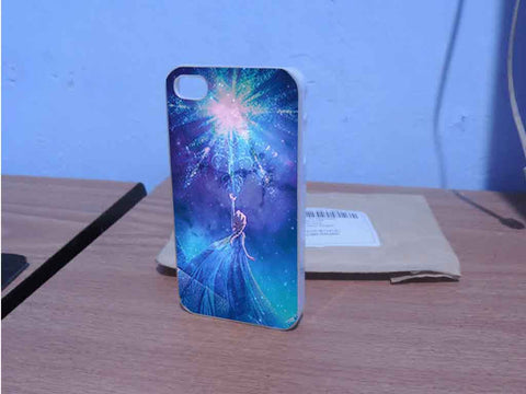 Disney Frozen elsa nebula iPhone, iPod, and samsung galaxy case