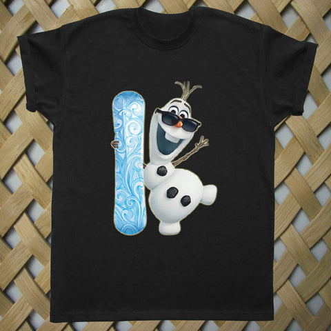 Disney Olaf Frozen T shirt