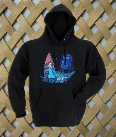 Frozen in Space and Time Hoodie
