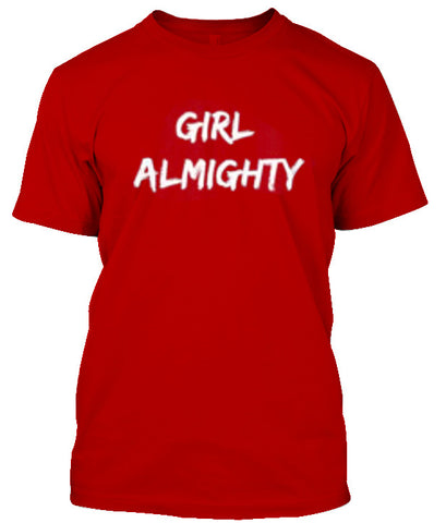 Girl Almighty tshirt