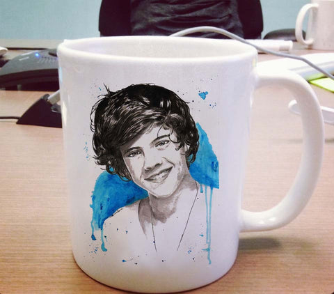Harry Styles one direction Ceramic Mug