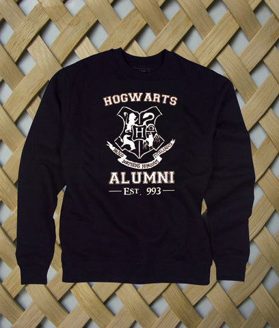 Hogwarts Alumni Harry Potter Logo sweatshirt