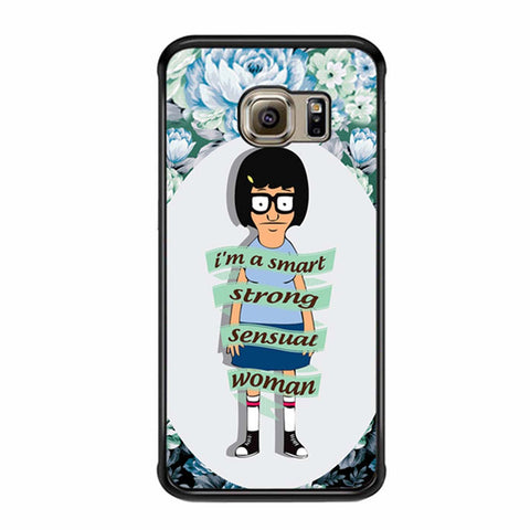 I Am A Smart Strong Sensual Woman Phone Cover