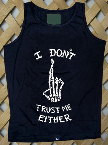 I Don't Trust Me Either 5sos Tank top
