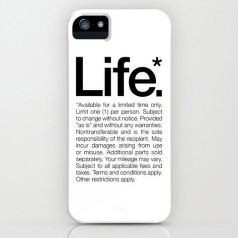 Life Available Phone Cover