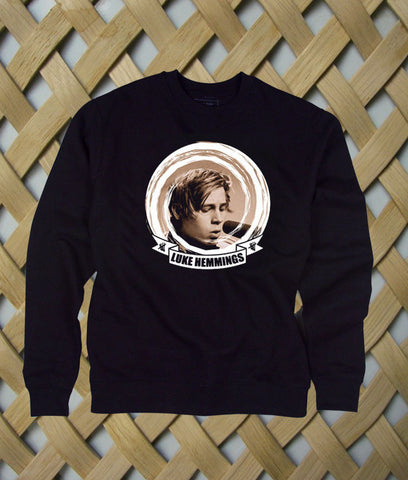 Luke Hemmings 5 Sos Album Cover sweatshirt