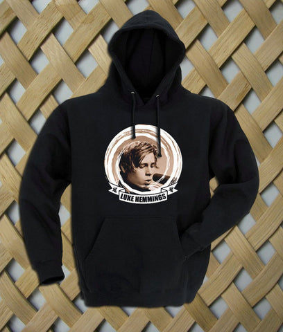 Luke Hemmings 5 Sos Album Cover Hoodie