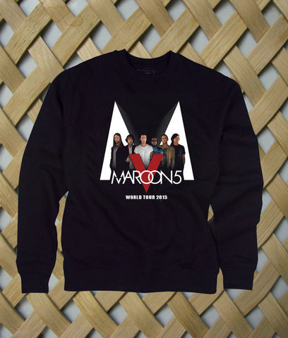 Maroon 5 World Tour 2015 sweatshirt