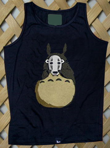 My Neighbor Totoro Collage American Tank top