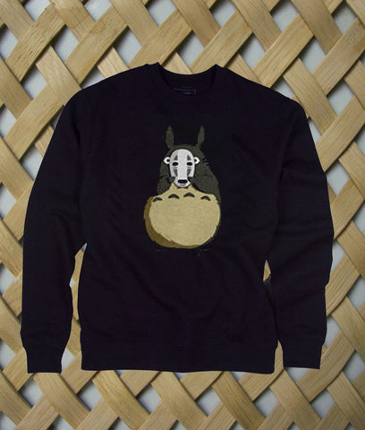 My Neighbor Totoro Collage American sweatshirt