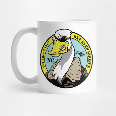 One Eyed Gooses Mug (LIM)