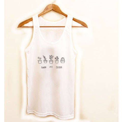 Plants Are Friends tanktop