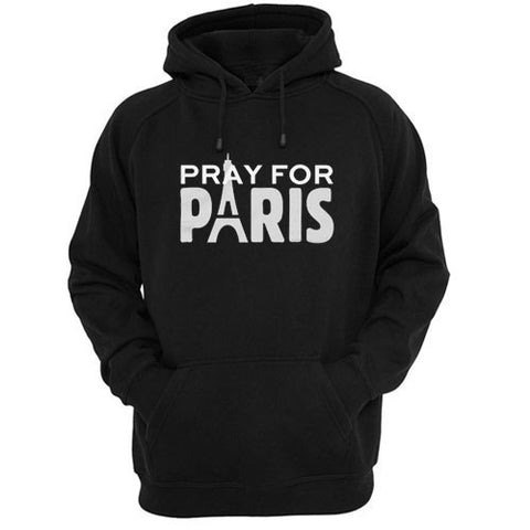 Pray for Paris Hoodie