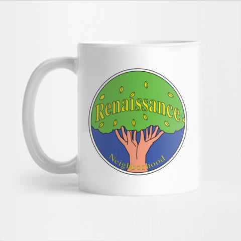 Renaissance Neighborhood Ceramic Mug (LIM)