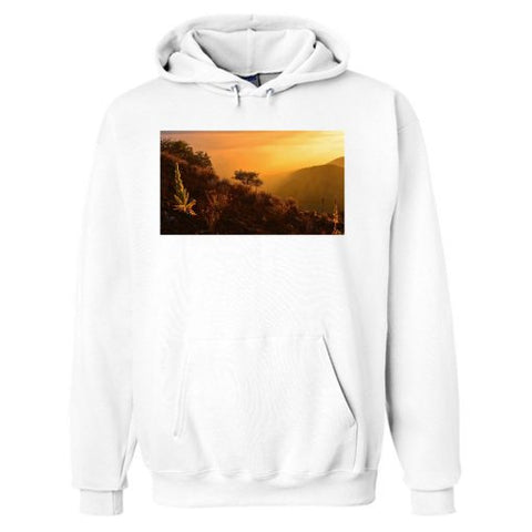Sunset From Mauna Kea Hoodie