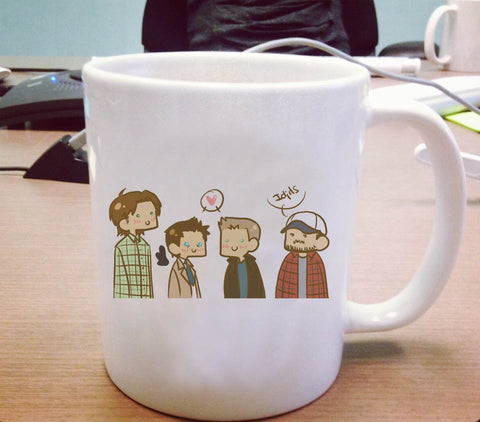 Supernatural Ceramic Mug