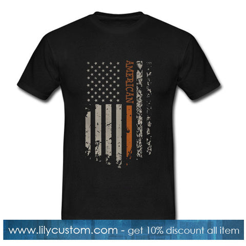 The United States flag and American pride T-Shirt