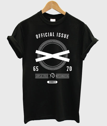 The Weeknd - Official Issue XO Tshirt