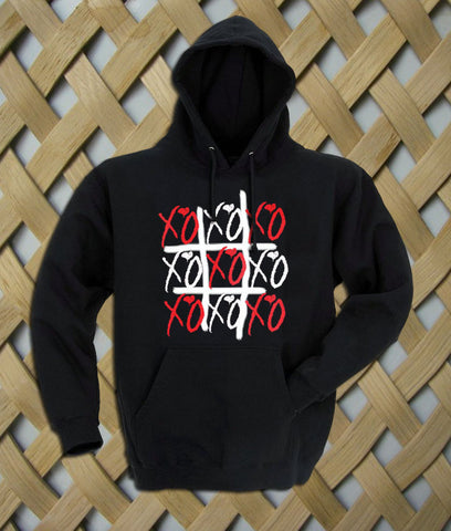 The Weeknd Inspired XO Hoodie