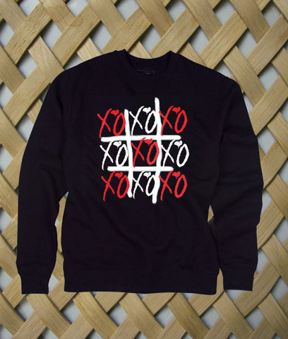 The Weeknd Inspired XO sweatshirt