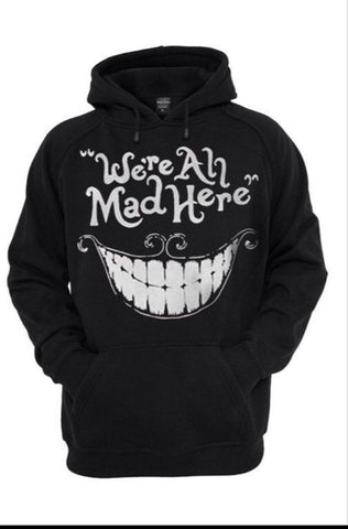 This mad hatter Hoodie