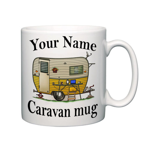 Your Name Caravan Mug (LIM)