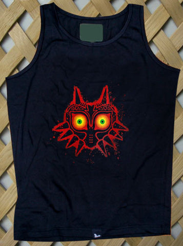 Zelda Majora Mask Tank top